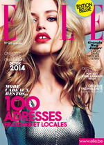 ELLE.be january 2014